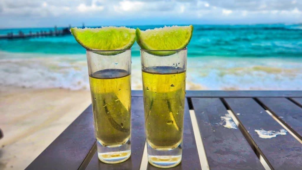 Tequila Tasting on Cozumel