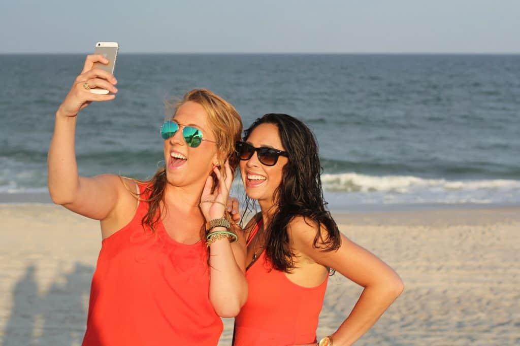 The Best Spot For A Selfie on Cozumel - stingray villa