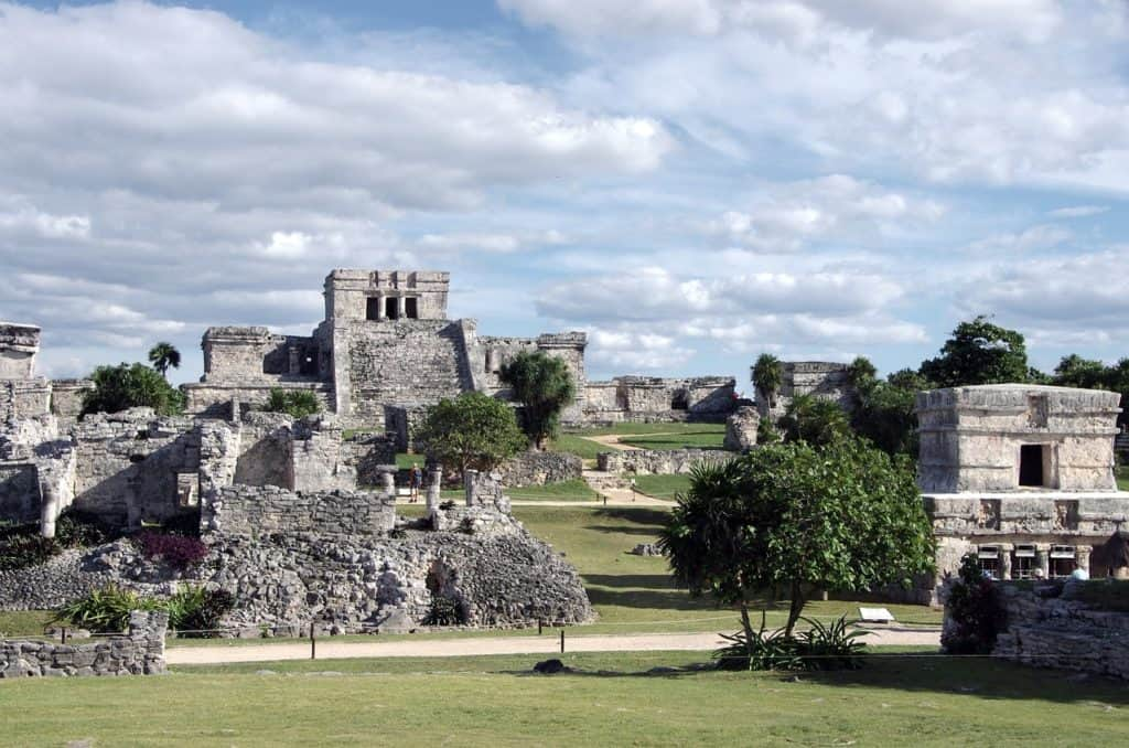 Cozumel history of Maya temples - stingray villa