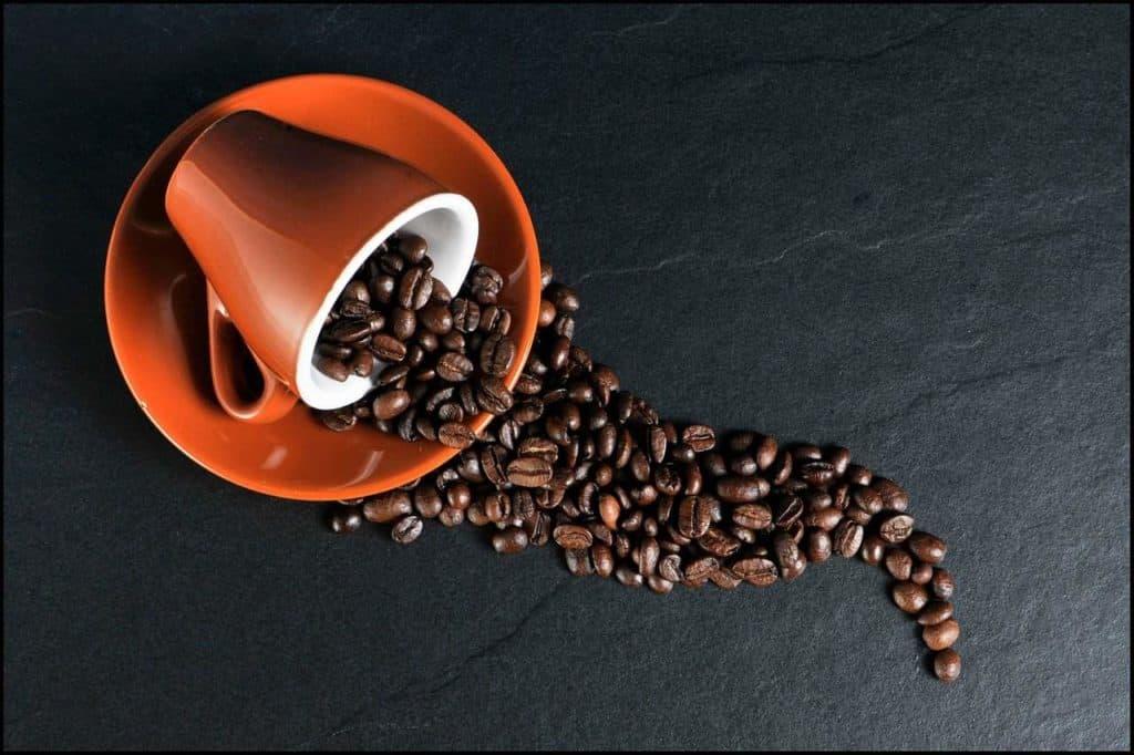 The coffee served at Stingray Villa Cozumel
