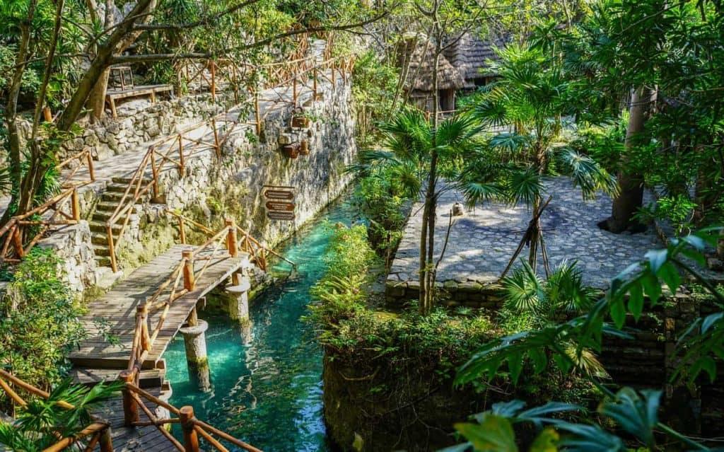 5 Eco-parks to Visit near Cozumel