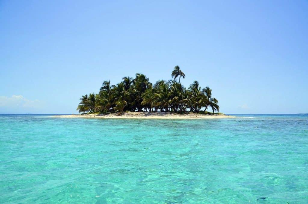 Three other islands near Cozumel