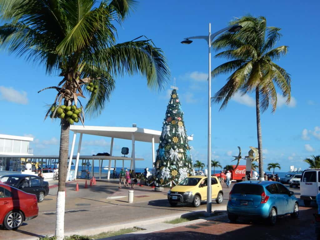 How To Celebrate Christmas in Cozumel