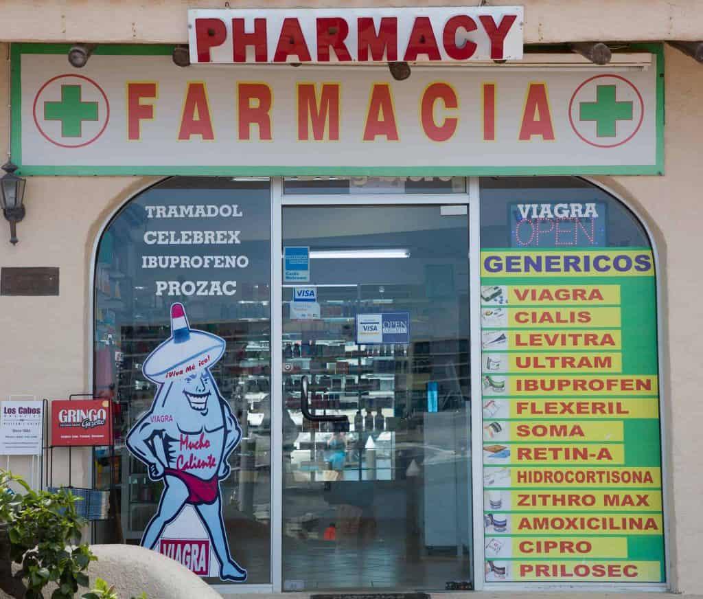 Pharmacies on Cozumel